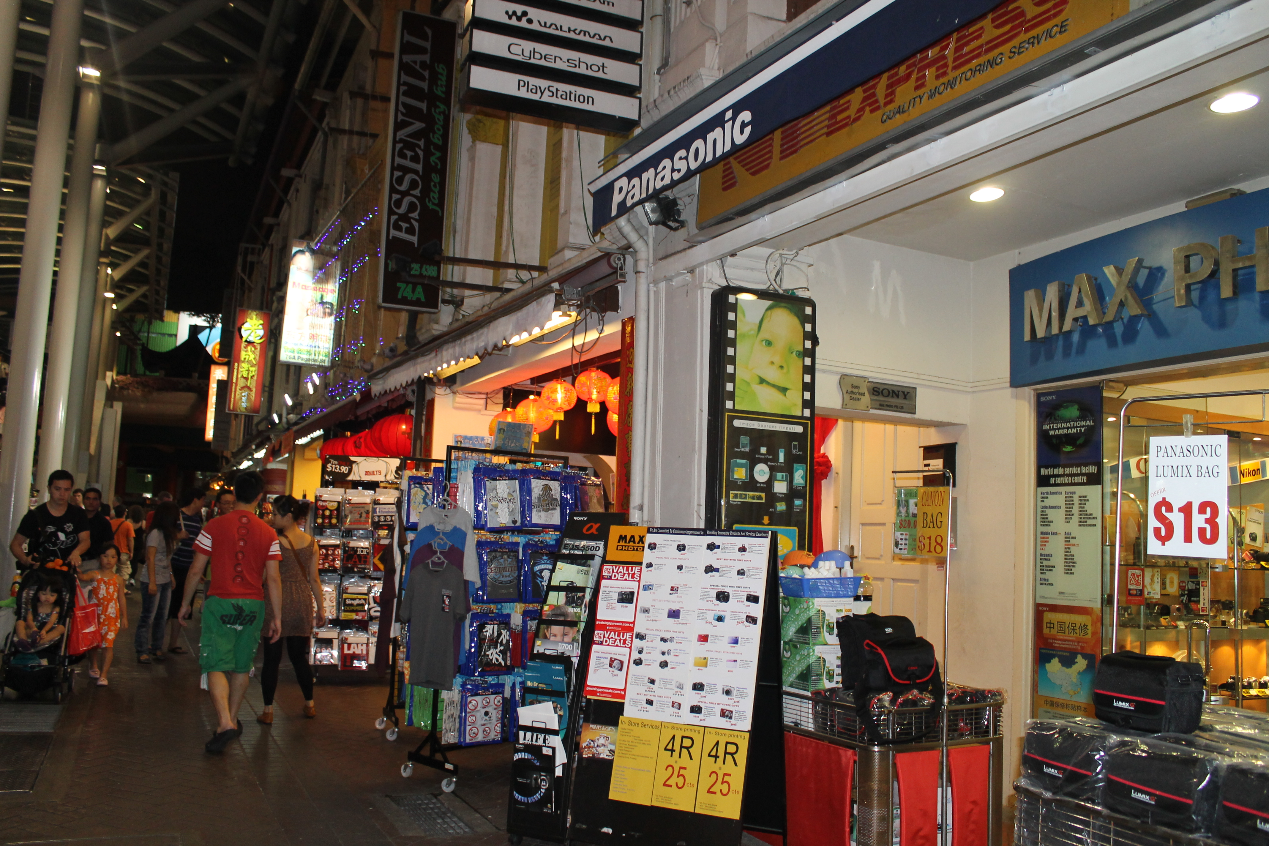 Souvenir Shopping At Bugis And Chinatown Singapore The